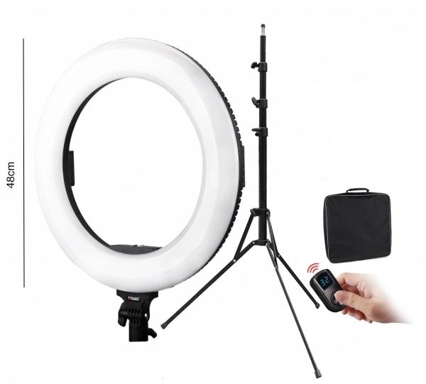 Tolifo Kit LED tip RingLight 480 Leduri 0