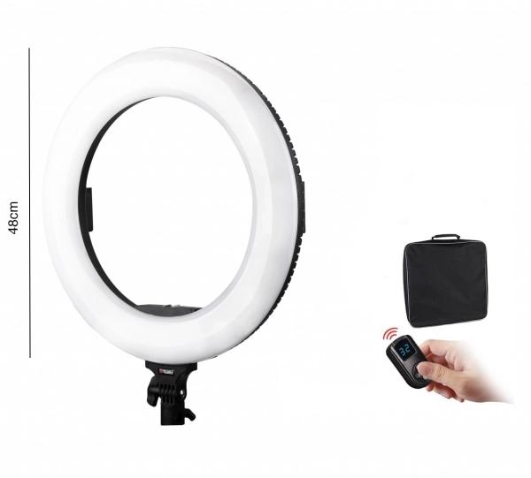 Tolifo Kit LED tip RingLight 480 Leduri 1
