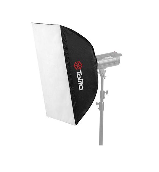 Godox AD400 Pro Witstro Blit foto 400Ws TTL cu softbox 60x90cm si stativ [1]