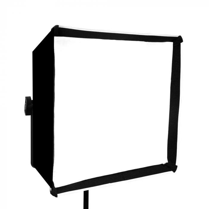 Tolifo LED GK36 RGB Bicolor cu Softbox si stativ [1]