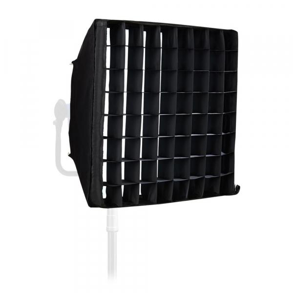 Tolifo Softbox cu grid pentru LED GK-S36B 0