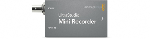 Blackmagic Mini Recorder UltraStudio pentru Mac 0