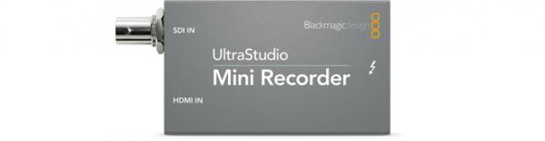Blackmagic Mini Recorder UltraStudio pentru Mac