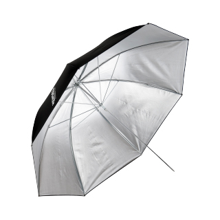 Hensel umbrela argintie Ultra Silver 105cm 0