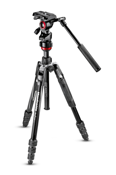 Manfrotto Befree Live Kit Trepied Video Twist 0