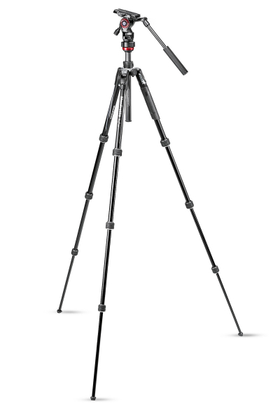 Manfrotto Befree Live Kit Trepied Video Twist 2