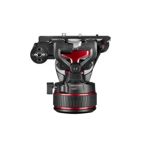 Nitrotech 608 cap fluid video cu sistem de contrabalans continuu [5]