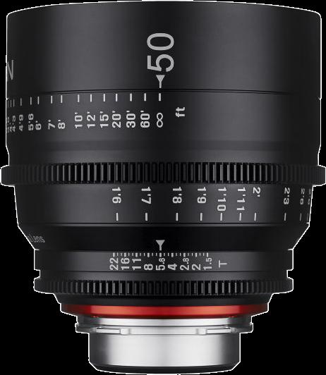 Xeen 50mm T1.5 Sony E [4]