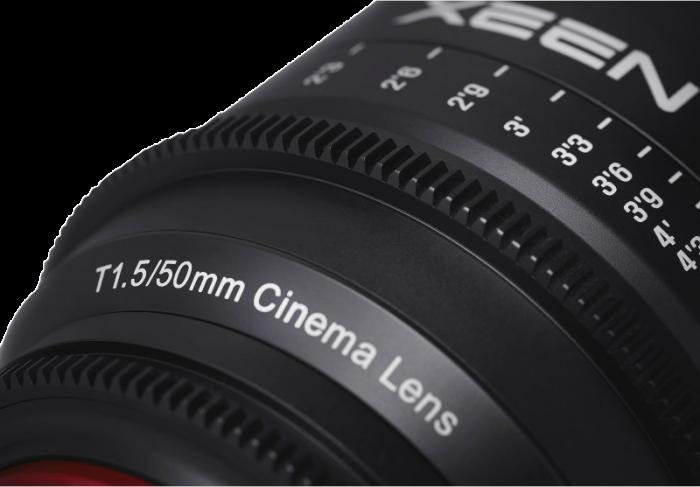 Xeen 50mm T1.5 Canon EF [2]