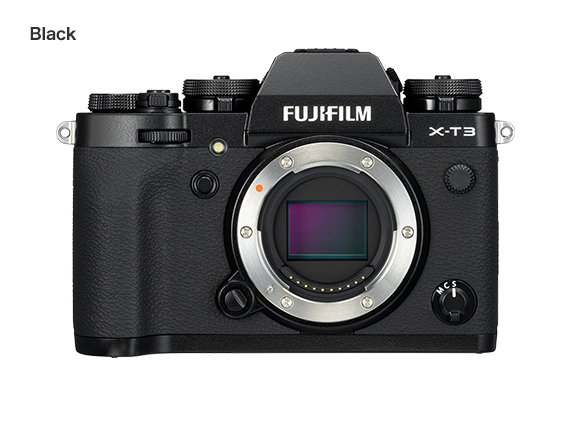 Fujifilm Mirrorless 26MP X-T3 body negru 0