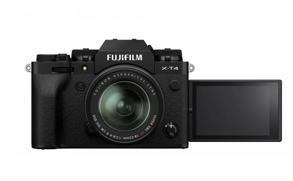 Fujifilm X-T4 Aparat Foto Mirrorless Kit cu Obiectiv 16-80 mm F.4 Argintiu 5