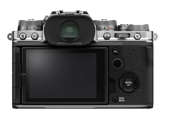 Fujifilm X-T4 Aparat Foto Mirrorless Kit cu Obiectiv 16-80 mm F.4 Argintiu 6