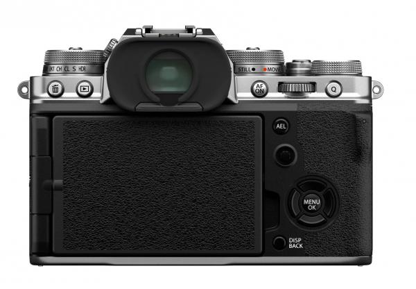 Fujifilm X-T4 Aparat Foto Mirrorless Kit cu Obiectiv 16-80 mm F.4 Argintiu 8