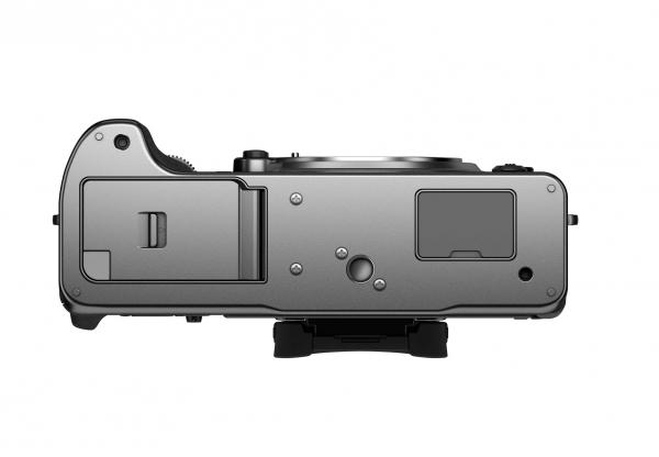 Fujifilm X-T4 Aparat Foto Mirrorless Kit cu Obiectiv 16-80 mm F.4 Argintiu 3