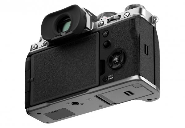 Fujifilm X-T4 Aparat Foto Mirrorless Kit cu Obiectiv 16-80 mm F.4 Argintiu 4