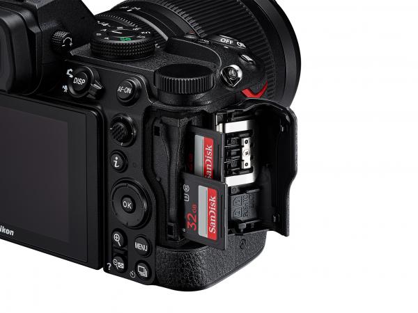 Nikon Aparat foto Mirrorless Kit Z5 body cu FTZ 1