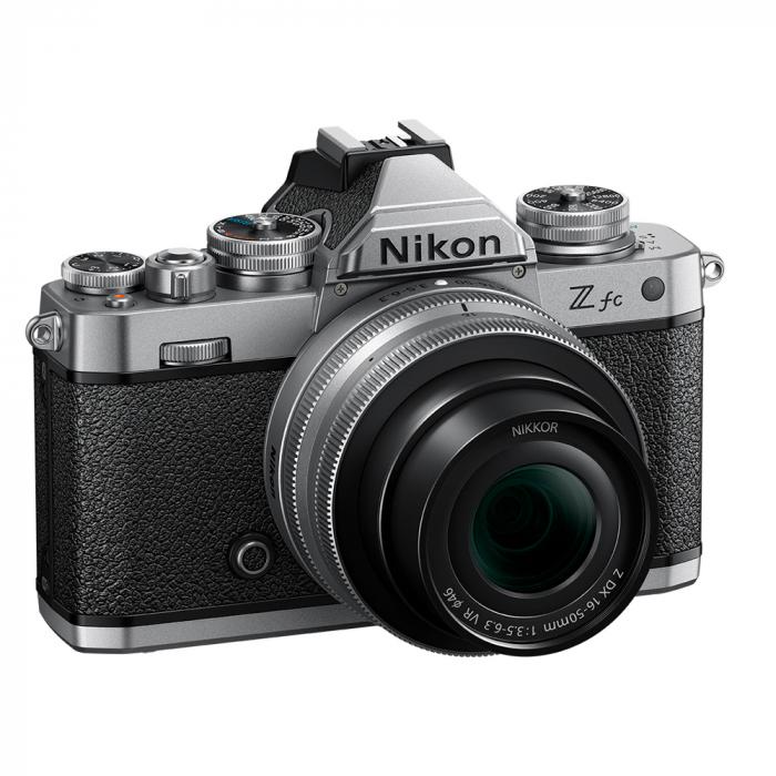 Nikon Z fc Aparat Foto Mirrorless Kit Obiectiv DX 16-50mm f/3.5-6.3 VR [1]