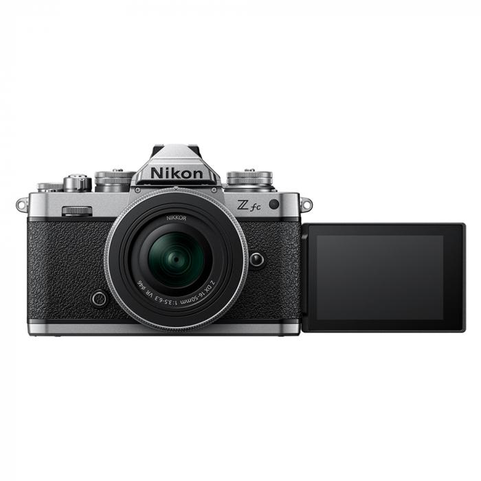 Nikon Z fc Aparat Foto Mirrorless Kit Obiectiv DX 16-50mm f/3.5-6.3 VR [6]