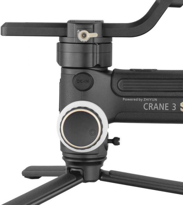 Zhiyun Tech Crane 3S Stabilizator pe 3 axe [5]