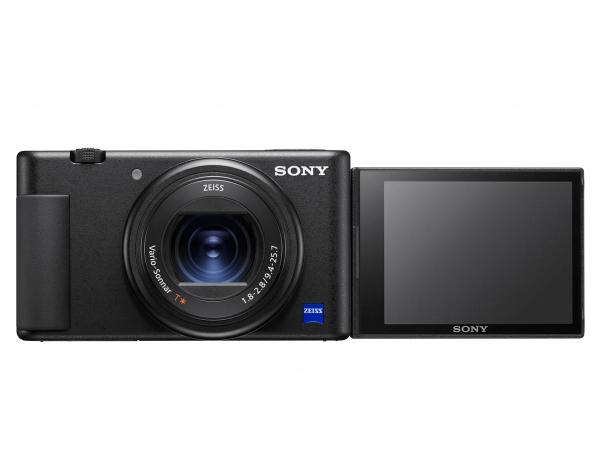 Sony ZV-1 Camera vlogging 4K 5