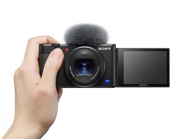 Sony ZV-1 Camera vlogging 4K 7