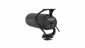 Synco Mic-M2 microfon dedicat camerelor foto DSLR, Mirrorless, Smartphone [4]