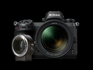 Kit Nikon Z6 Mirrorless 24.5MP + FTZ + Obiectiv Nikkor Z 24-70mm0