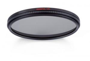 Manfrotto Filtru Polarizare Circulara Slim 55mm0