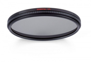 Manfrotto Filtru Polarizare Circulara Slim 58mm0