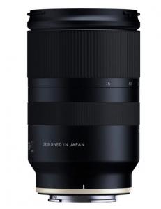 Tamron Obiectiv Foto Mirrorless 28-75mm f2.8 DI III RXD montura SONY E3