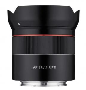 Samyang Obiectiv Foto Mirrorless AF 18mm f2.8 SONY FE0