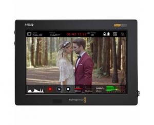 "Blackmagic Monitor Video Assist 4k 7"" 12G/HDMI HDR - recorder [0]"