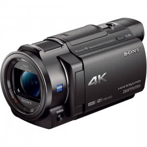 Sony Camera video FDR-AX33 Ultra HD 4K Negru cu trepied foto-video [1]