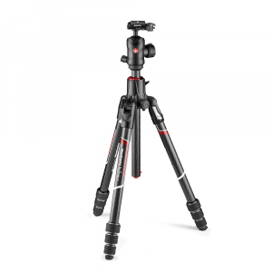 Manfrotto Befree GT XPRO Trepied Foto Carbon9