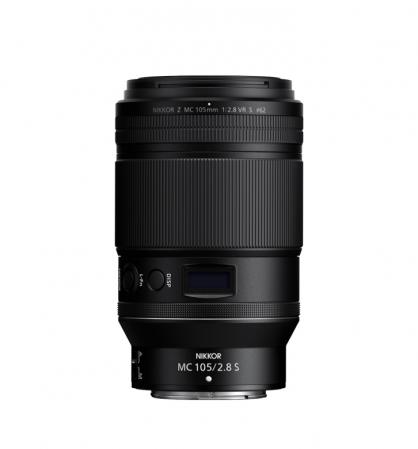 Nikon Z MC 105mm f/2.8 VR S NIKKOR [0]