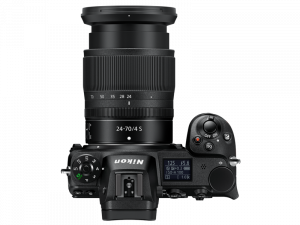 Kit Nikon Z6 Aparat Foto Mirrorless 24.5MP + Obiectiv Nikkor Z 24-70mm f4 S1