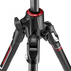 Manfrotto Befree GT XPRO Trepied Foto Carbon11