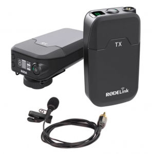 Rode Wireless RodeLink Filmmaker Kit lavaliera0