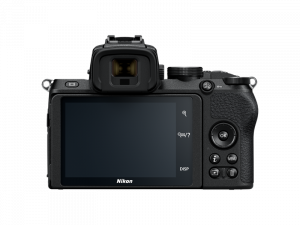 Nikon Z50 Aparat Foto Mirrorless 21MP Kit cu Obiectiv Nikkor Z DX 16-50mm f3.5-6.3 VR1