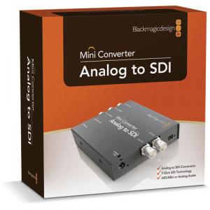 Blackmagic Design Mini Convertor Analog la SDI [3]