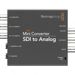 Blackmagic Design Mini Convertor SDI la Analog [1]