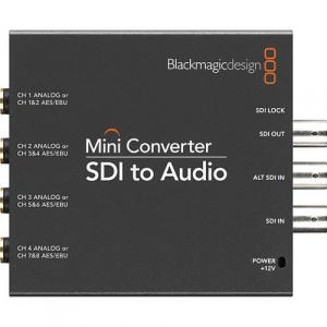 Blackmagic Design SDI la Audio Mini Convertor [1]