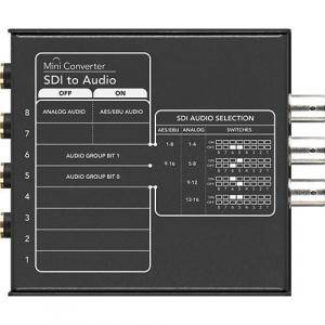 Blackmagic Design SDI la Audio Mini Convertor [2]