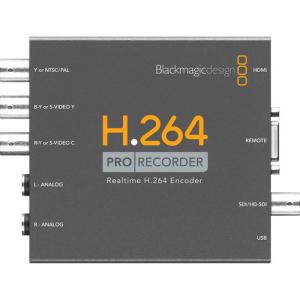 Blackmagic Design H.264 PRO Recorder placa captura extern [1]