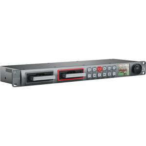 Blackmagic Design HyperDeck Studio Pro 2 recorder ssd broadcast ProRes DNxHD prefoesional HYPERD/ST/PRO2 [1]