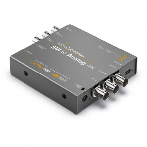 Blackmagic Design Mini Convertor SDI la Analog 4K [0]