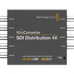 Blackmagic Design Mini Convertor SDI Distributie 4K [1]