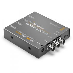 Blackmagic, Design, Mini, Convertor, Audio, la, SDI, 4K [0]