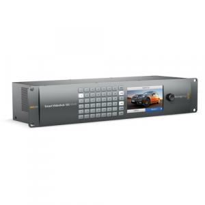 Blackmagic Design Smart Videohub 40 x 40 12G-SDI router video VHUBSMARTE12G4040 [0]