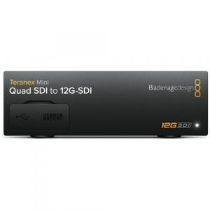 Blackmagic Design Teranex Mini Quad SDI in SDI 12G Convertor [1]
